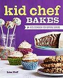 Books : Kid Chef Bakes: The Kids Cookbook for Aspiring Bakers