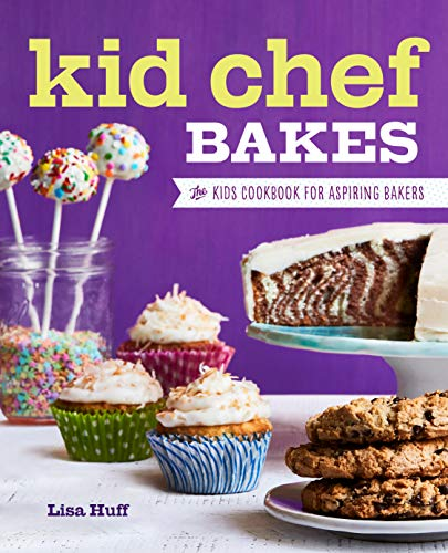Kid Chef Bakes The