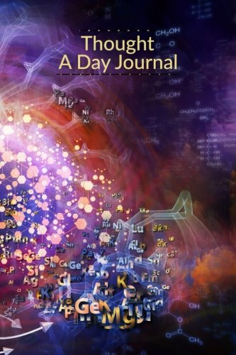 Thought A Day Journal: 5 Years Of Memories, Blank Date No Month, 6 x 9, 365 Lined Pages by CreateSpace Independent Publishing Platform