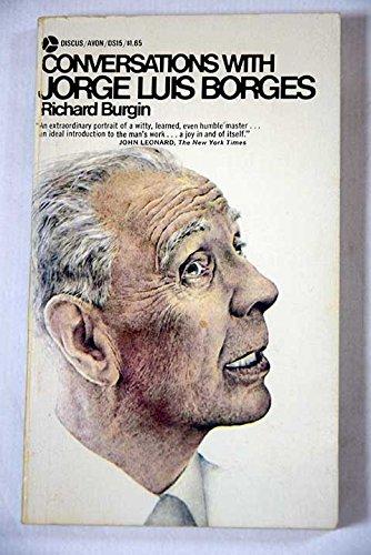 Conversations with Jorge Luis Borges -  Avon Books