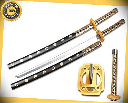 Sparkfoam Sword 39'' Foam Samurai Sword Gold/Black for sale  Delivered anywhere in USA