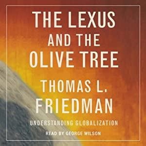 The Lexus and the Olive Tree Audiobook