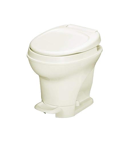 Aqua-Magic V RV Toilet With Pedal Flush