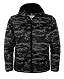 Columbia Men's Crested Butte Omni-Heat Hooded Jacket (LARGE)