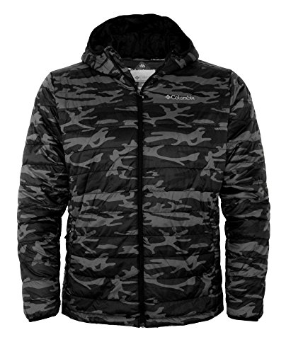 Columbia Men's Crested Butte Omni-Heat Hooded Jacket (LARGE) by Columbia