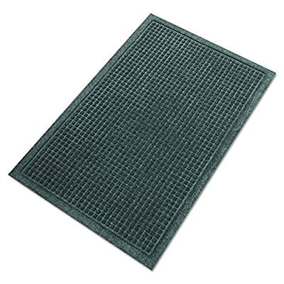 EcoGuard Indoor Wiper Floor Mat, Recycled Plactic and Rubber