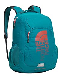 The North Face Haystack Backpack - ocean depths blue/poinciana orange, one size