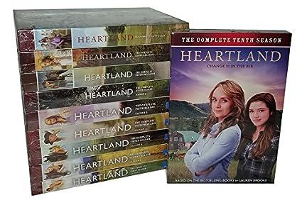 Heartland Complete Series 1-10 DVD Pack Season 1,2,3,4,5,6,7,8,9 & 10: Amazon.es: Cine y Series TV