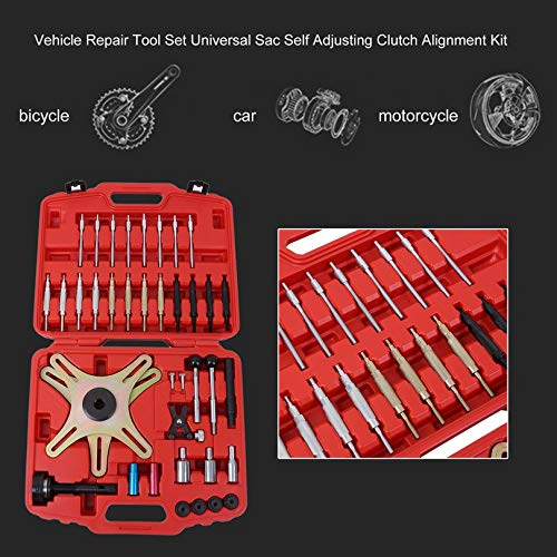 FGHGFCFFGH Comprehesive Alignment Vehicle Service Workshop Auto Repair Tool Set Universal Sac Self Adjusting Clutch Alignment Kit