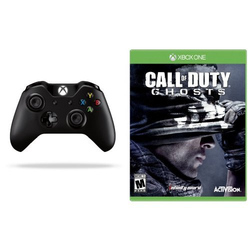 Xbox One Controller and COD Ghosts - Multiplayer Pack