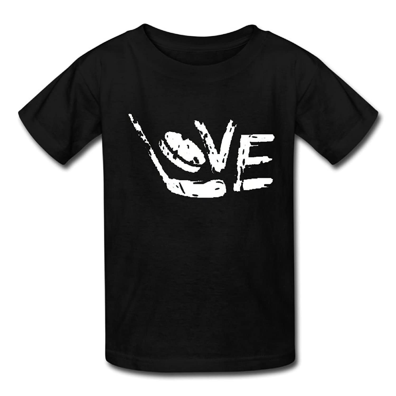 new TOCCC Love Hockey Fashion Tee Funny T Shirt big discount