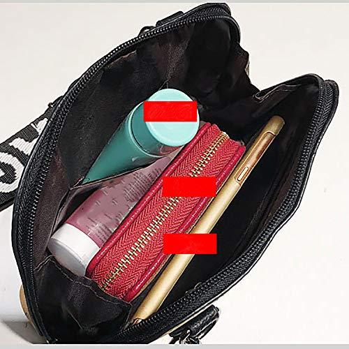 borse Mano Con Borsa Ampia Tracolla Da Pochette A Nero Versatile Seashell Tracolla Moika Donna borsa borse C7tqYnqx