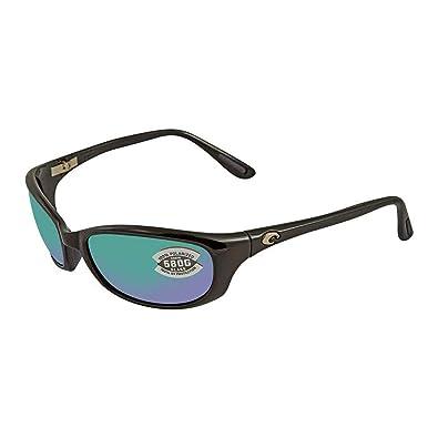 Amazon.com: Costa Del Mar, lentes de sol Harpoon., negro, L ...