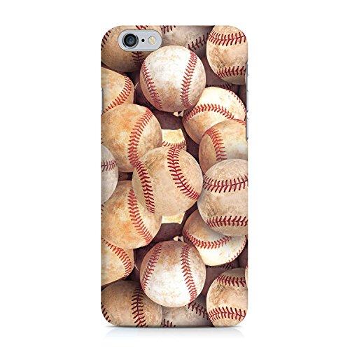 COVER Baseball Ball Sport US Handy Hülle Case 3D-Druck Top-Qualität kratzfest Apple iPhone 6 6S