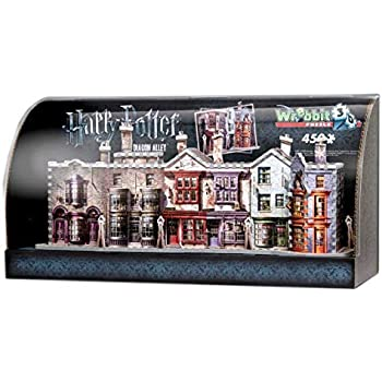 Amazon.com: Harry Potter acumulada Demo Puzzle 3d en ...