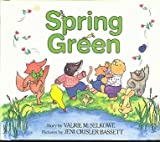 img - for Spring Green book / textbook / text book