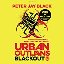 Blackout Audiobook by Peter Jay Black Narrated by Andy Cresswell