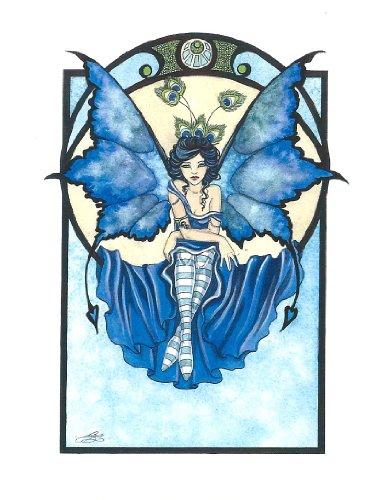 Amy Brown Fairy Fantasy Art Print 8.5