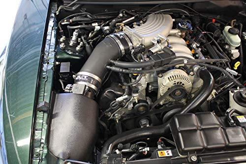 Intake Air Bullitt Cold - JLT Performance RAI2FMB01 2001 Mustang Bullitt JLT Ram Air Intake