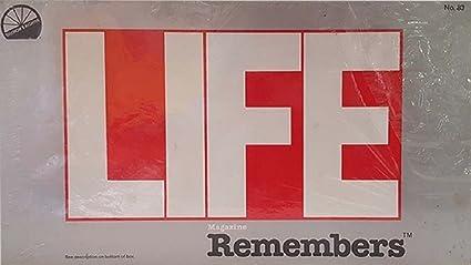 Amazon Com Life Magazine Remembers Family Board Game No 83