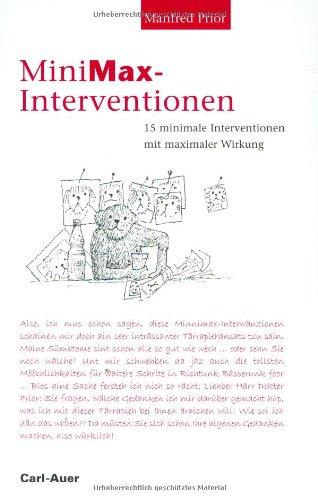 MiniMax Interventionen  15 Minimale Interventionen Mit Maximaler Wirkung