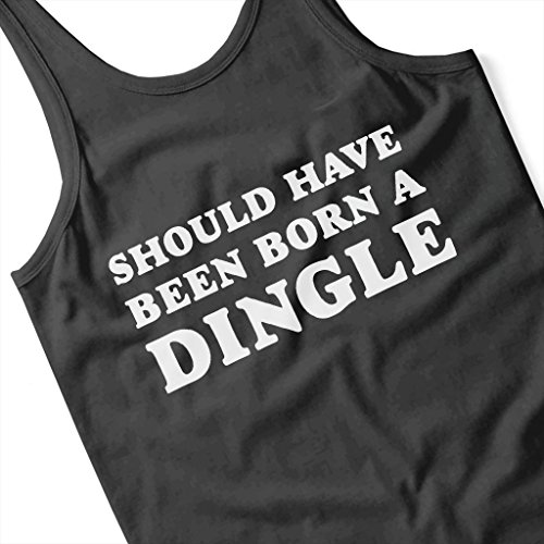 Coto7 EMMERDALE Should Have Been Born A Dingle Women's Vest