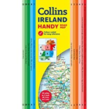 Collins Handy Map Ireland