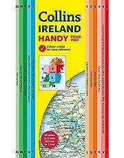 Collins Handy Map Ireland