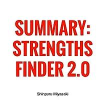 SUMMARY OF STRENGTHSFINDER 2.0