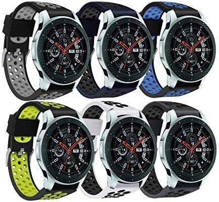 Tabcover for Galaxy Watch 46mm Correa,(6 Colors) 22mm Quick ...