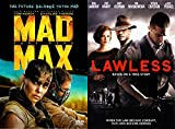 Works of Tom Hardy Art Vol 2: Double Feature: Mad Max Fury Road & Lawless (NICK CAVE/ GEORGE MILLER)
