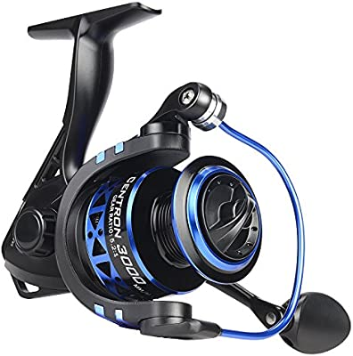 KastKing Summer and Centron Carretes de giro carrete de pesca de ...