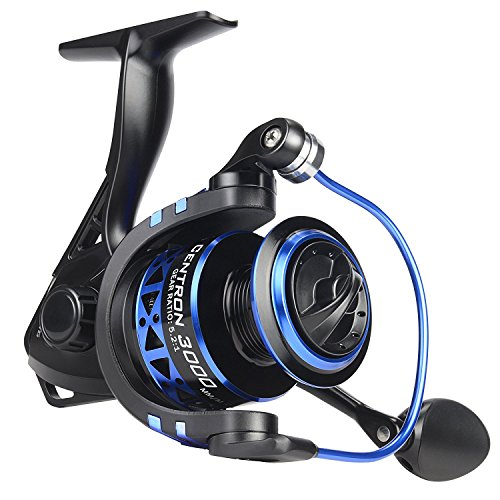 NEW KastKing Centron Spinning Reel Powerful Spinning Fishing Reel 9 +1 BB Light Weight Ultra Smooth(Centron3000) (Best Spinning Reel)