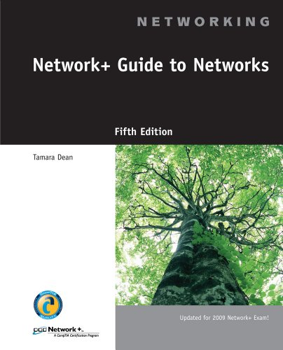 Bundle: Network+ Guide to Networks, 5th + LabConnection Online Printed Access Card