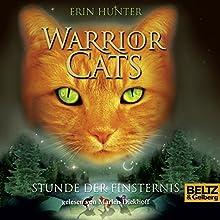 Stunde der Finsternis (Warrior Cats 6) Hörbuch von Erin Hunter Gesprochen von: Marlen Diekhoff