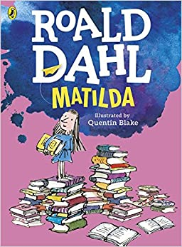 Book Matilda (Colour Edition)