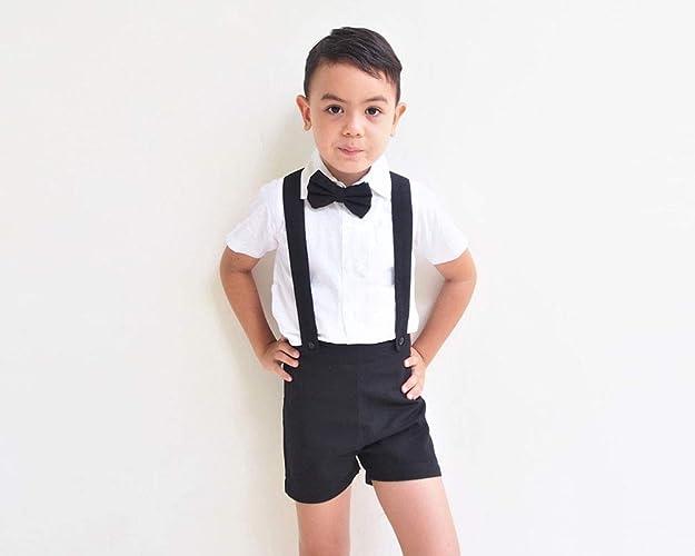 805275df6 Amazon.com: 3pcs Boy Linen Suit - Black, Linen Pants, Boy Linen Outfit,  Pageboy, Christening Outfit, Ring Bearer outfit, Baptism outfit, ...