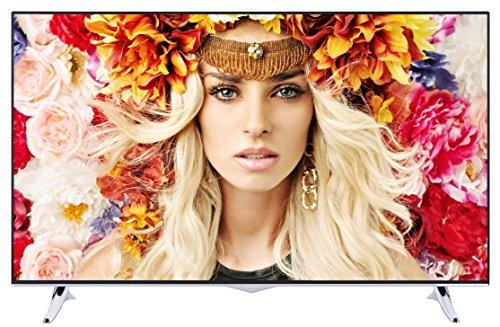 Telefunken XU40A301 102 cm (40 Zoll) Fernseher (4K UHD, Triple Tuner, Smart TV) schwarz