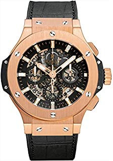 Hublot Aero Bang Gold Mens Watch 311-PX-1180-GR