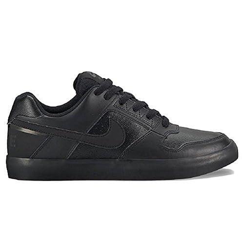 new product 457fe 0168b Nike SB Delta Force Vulc, Scarpe da Fitness Uomo, Nero (Black Anthracite 002),  45.5 EU  Amazon.it  Scarpe e borse