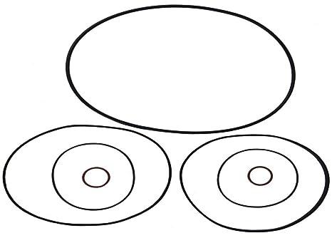 Amazon com: Sea-Doo 657 / 657X Head O'Ring Kit XP/Explorer