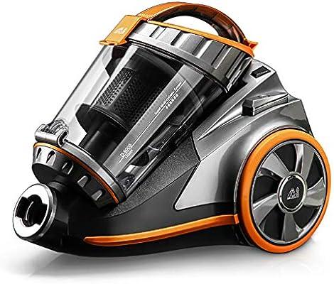 JION Aspiradora cilíndrica, aspiradora con Bolsa de Polvo 1500W 21Kpa, Filtro HEPA, Plegable, [Clasificación energética Clase A] [Energía A +]: Amazon.es: Hogar