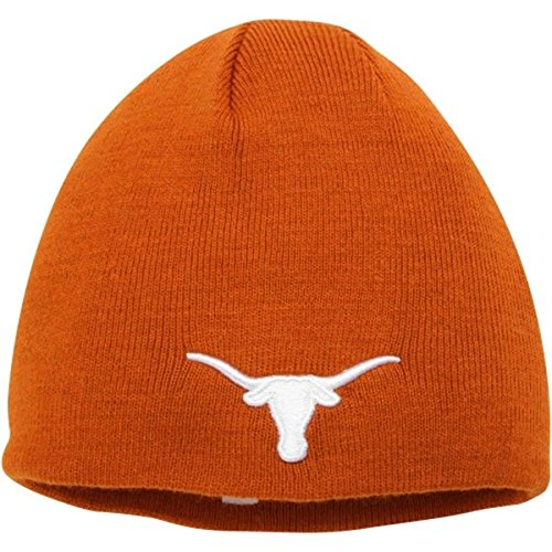 Texas Longhorns Official NCAA One Size Knit Beanie Hat