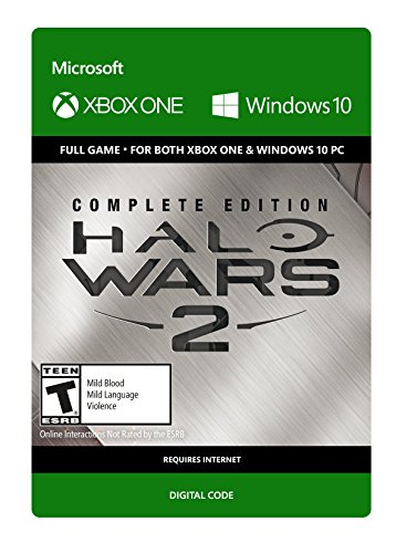 Halo Wars 2: Complete Edition - Xbox One [Digital Code] by