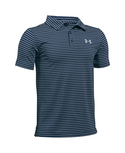 Under Armour Boys' Playoff Stripe Polo Shirt – DiZiSports Store