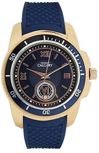 Midnight Calgary Blue De Cuarzo Mazzini Reloj Mujer Relojes QrsdBoxthC