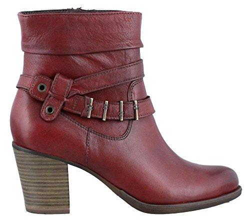 Tamaris Women's Tora 1-1-25337-27 Scarlet Boot