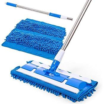Amazon Com Professional Microfiber Hardwood Floor Mop