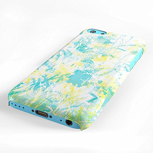 Koveru Back Cover Case for Apple iPhone 5C - Wild Flowers