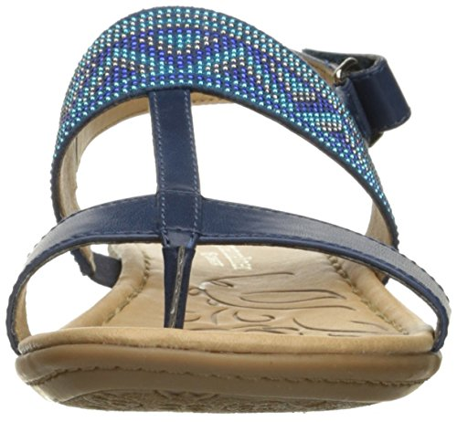 Flat Sandal Wheeler Women Blue Naturalizer 8FRqABwn